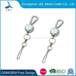 Custom пластиковый складной реверсивный режим имя держателя значок ленты (33)