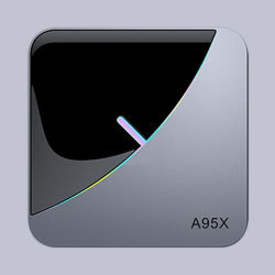 A95X F3 Amlogic S905X3 2019 2ГБ 4 ГБ 32ГБ 64ГБ 4K памяти DDR4 9.1 установить верхнюю часть Chip 16ГБ 9 Tvbox Smart Android телевизор .