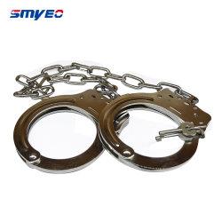 高品質の憲兵は足鉄と手錠をかける