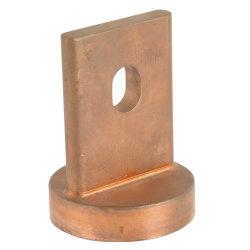 電気アクセサリおよびヒューズの銅の部品の熱い鍛造材の部品