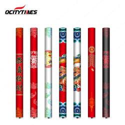 prix d'usine Ocitytimes Whloesale Hot 300 bouffées vide/remplie au préalable la cigarette électronique