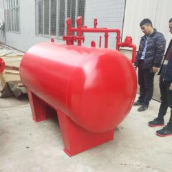 O Ca 2000LTR esvaziar o tanque de bexiga espuma espuma de preços do Extintor de Incêndio