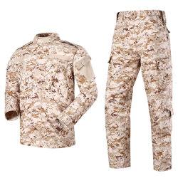 La policía al por mayor de ejército tácticas Mens luchar contra el uniforme militar de camuflaje de la ACU