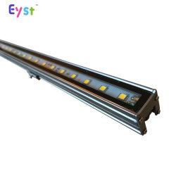 Projecteurs à LED Lampe à éclairage à LED IP65 Lumière linéaire à LED RVB contrôleur DMX 512