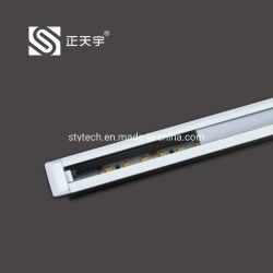 Profil en aluminium led Strip Light barre rigide LED linéaires de LED lumière étagère J-1705