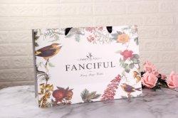 Bajo precio de venta caliente bolsa de papel de embalaje personalizadas artesanales