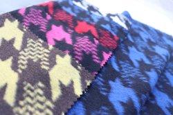 中国の製造業者の高品質の手製の卸し売りHoundstoothのスカーフ