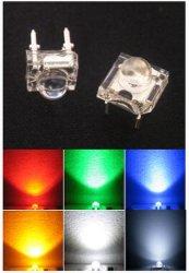 5mm Fluxo Super LED, LED Piranha