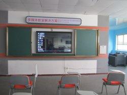 Equipos de conferencias de 75 pulgadas TV de pantalla táctil de 10 puntos con el OPS PC