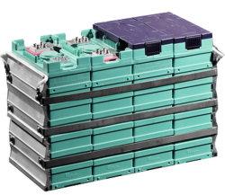 Batterie au Lithium 3.2V50ah pour Bus électrique