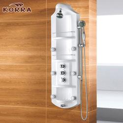 Painel de duche de acrílico clássico com a Alavanca Multifuncional