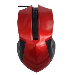 Barato 3D Optical Mouse USB óptico com fio