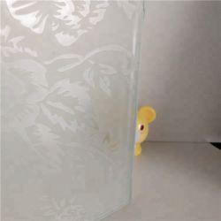 Badezimmer-Sicherheits-Wand-Kunst härtete das Oberlicht gefärbt befleckt Sandblasting intelligentes bereiftes ausgeglichener Sand gesprengtes Glas ab