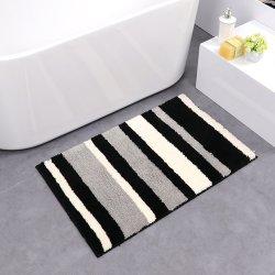 2020 Amazon Hot Selling Easy Clean Home tappetino bagno poliestere Tappetino per bagno in microfibra antiscivolo per area Rug