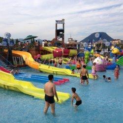 Качество воды для детей Slide-Water бассейн для детей - Водный парк оборудования - Бассейн из стекловолокна Slide-Swimming бассейн из стекловолокна