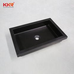 [كّر] صلبة سطحيّة بالوعة حجارة [وش بسن] مطبخ [أوندرموونت] بواليع