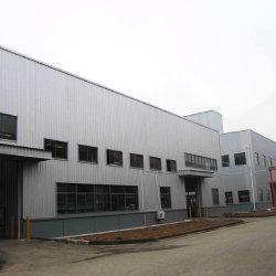 고객 요구 사항 강철 구조 알루미늄 창이 있는 사무실 건물