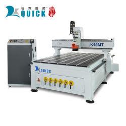 hölzerner Arbeitsmaschine 1325 2030 2040 CNC-Stich-Fräser für die MDF-Vorstand-Herstellung