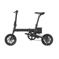 ブラシレスハブモータグリーンフリー電動シティバイク折りたたみ 12 インチタイヤミニフォールド電動自転車