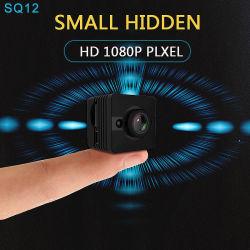 Sq12 Full HD 1080p Mini Car Hidden DV DVR 카메라 블랙박스 캠 IR 나이트 비전