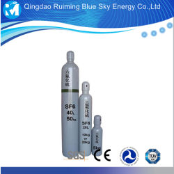 Содержание серы Hexafluoride-Sf6/производителя 99,99% 99,999% 99.9995% гексафторид серы SF6