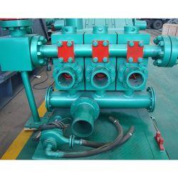 Triplex Série F d'action unique pompe à boue pour puits de forage