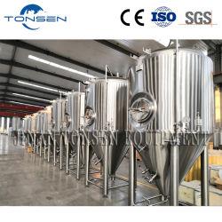 500L 1000L 2000L 100hl Brouwerij Roestvast stalen biertanks Koffiezetapparatuur te koop