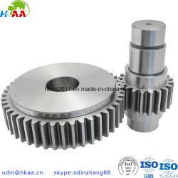 Engrenagem Cilíndrica de aço para velocidades de transmissão Industrial