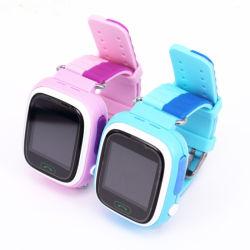 Les enfants SOS de sport GPS tracker Smart montre-bracelet cadeau de téléphone mobile (DC-1132)