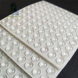 Os amortecedores de borracha da porta do gabinete Gaveta Non-Slip Self-Adhesive Rolhas de amortecedores de gabinete de Amortecimento do Som