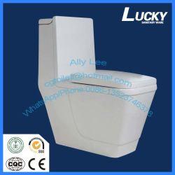 Горячий цельный/One-Single керамические Siphonic туалет