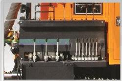 KT8c Commins Motoraangedreven dieselhydraulische boorinstallatie geïntegreerde open lucht DTH Integrated Drilling Rig for Sale
