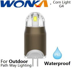 G4 2 W Wasserdichtes LED-Corn Light für Landschaftsbeleuchtung