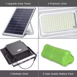 Solarbewegungs-Fühler beleuchtet im Freienbeleuchtung 30 LED IP65 wasserdichtes 360° Justierbare angeschaltene Wand-Solarlichter verdoppeln Hauptscheinwerfer-Flut-Sicherheits-Lichter