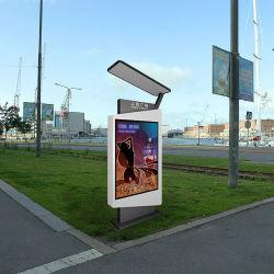 Straßen-Aluminiumverschieben- der bildschirmanzeigeheller Kasten-Bildschirmanzeige