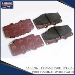 Saiding 04465-Yzz57 Freno Pastillas para Toyota 4Runner Car Parts