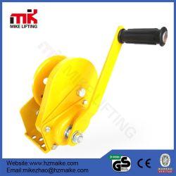 Le cliquet ou la manivelle de la câble de remorque Bateaux treuil