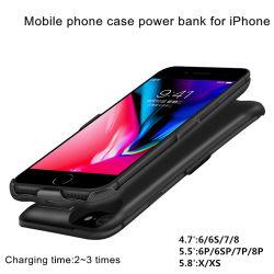 capa para telemóvel Ultra Slim Banco de potência para iPhone