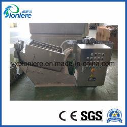 Utiliza la granja de deshidratación de lodos de la máquina de secado de lodos de la máquina con la calidad