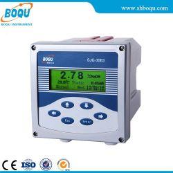 El tratamiento de agua alcalina probador de la concentración de ácido en línea, el metro, Transitter