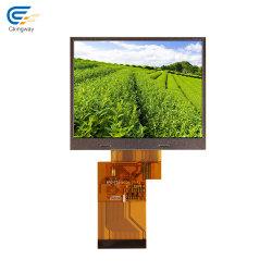 "3.5 "" 240*320 Ili9341V 6:00 Uhr Transflective TFT LCD Baugruppe"