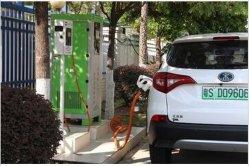 60квт Smart DC EV быстро зарядной станции, Зарядное устройство электромобиля