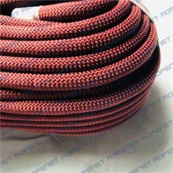 静電気防止用クライミングロープナイロン編組ロープ