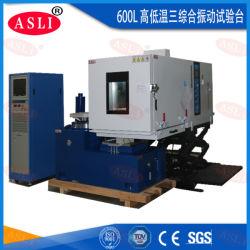 実験室の環境試験の温度の振動湿気の試験装置システム