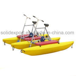 2018 водных велосипедов 2 Лицо лодках водных велосипедов для парк развлечений