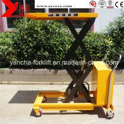 Heavy Duty bon marché de la table élévatrice électrique 150kg 1,5 mètres de la capacité de charge