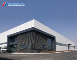 Fabricación de prefabricados de estructura de acero de la luz de Almacén de construcción de Edificio Modular