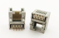 RJ45 PCBのコネクターナイロン53のシリーズの53A88