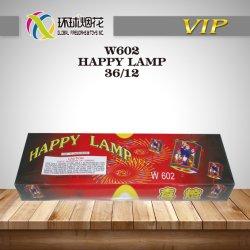W602 행복한 램프 공장 직매 1.4G Un0336 중국 램프 불꽃 놀이 조명신호탄