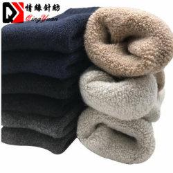 Men&Women Merinowolle trifft Mann-Winter-starke warme Socken-Frauen-beiläufige bunte thermische Winter-Socken hart